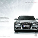 Audi A8 superbowl commercial 2011