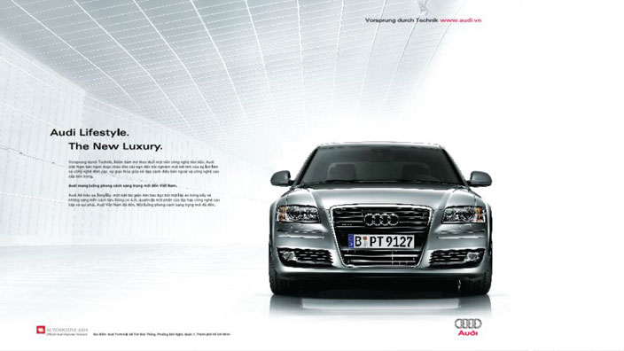 Audi A Super Bowl XLV Commercial Goodnight Old Luxury - Audi commercial