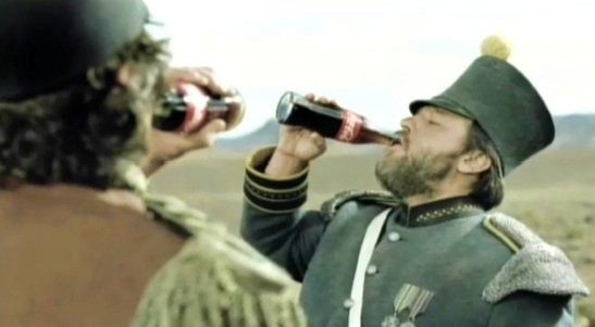 Coca Cola Border Crossing Super Bowl Ad 2011