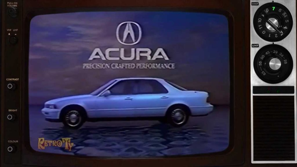Motto of Precision crafted performance has been ingrained in Acura history for decades